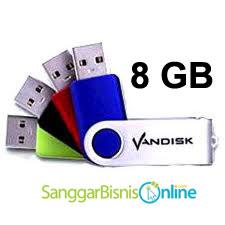 Materi SBO dalam Bentuk Flash Disck 8 GB