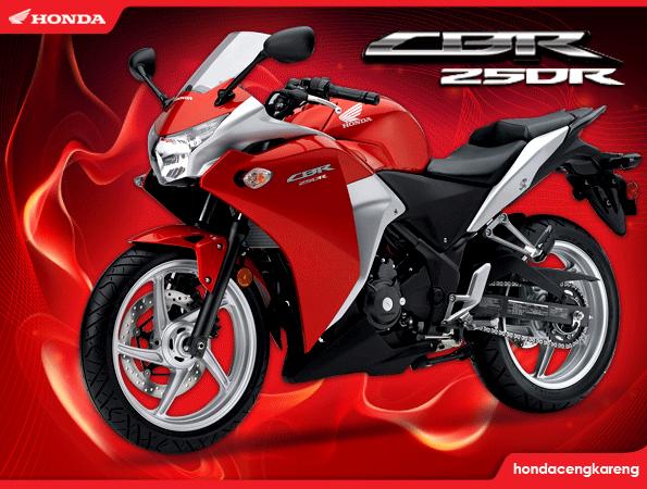 Hadiah juara ke-2 Honda-CBR-250R-595-450