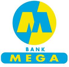 logo bank mega