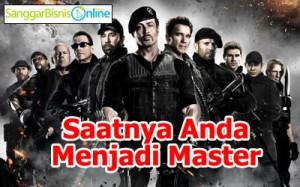 program pencetak master bisnis online