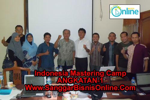 indonesia mastering camp angkatan-1